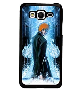 PrintDhaba Stylish Boy D-5058 Back Case Cover for SAMSUNG GALAXY GRAND PRIME (Multi-Coloured)