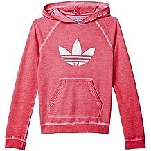 adidas Sweatshirt J Tery Hood G Sudadera, Niñas