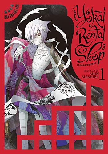 Yokai Rental Shop Vol. 1 (English Edition) eBook: Shin Mashiba ...
