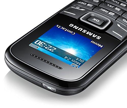Samsung Guru GT-E-1200ZKYINS (Black) 51PsoaKV2GL