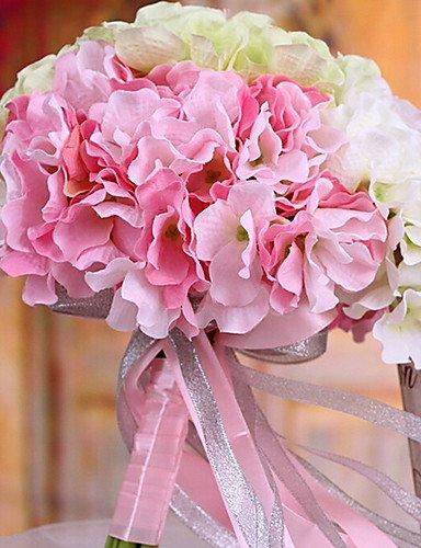 mode-bouquetfleurs-artificielles-wedding-bouquet-de-mariage-mariee-tenant-des-fleurs-la-simulation-d