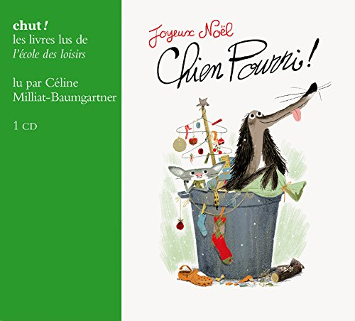 Joyeux Noël Chien Pourri (Livre Lu)
