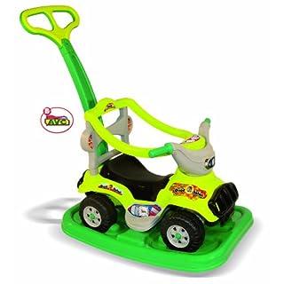 AVC avc607484x 48x 89cm Safari Sport Quad Push Spielzeug