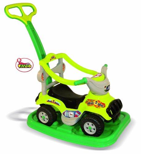 AVC AVC607484x 48x 89cm Safari Sport Quad Push Toy