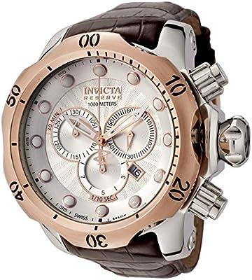 Invicta 359 - Reloj cronógrafo de caballero de cuarzo