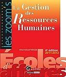 La gestion des ressources humaines - Gualino Editeur - 23/08/2011