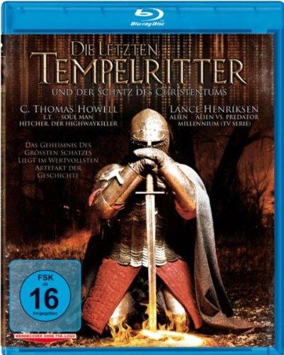 Die letzten Tempelritter und der Schatz des Christentums (Blu-ray) Preisvergleich