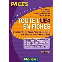 Toute l'UE4 en fiches - PACES - Biostatistiques
