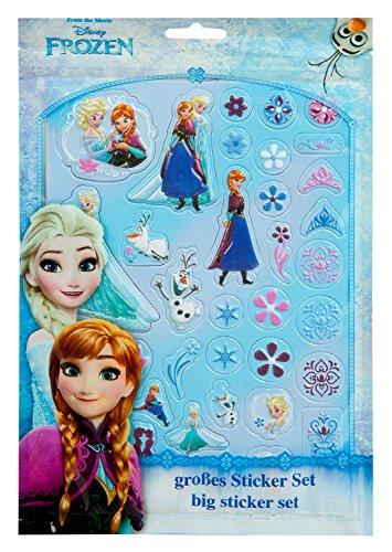 Undercover Disney Frozen scooli großes Sticker Set
