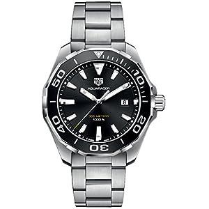 TAG Heuer Aquaracer Herren-Armbanduhr 43mm Quarz Analog WAY101A.BA0746