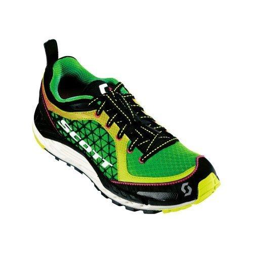 Scott Kinabalu T2 Ws Zapatillas Running Verde / Rosa - mujer, Verde, 4