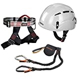 Alpidex Kletterhelm ARGALI Bright White