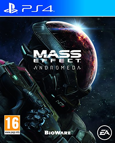 Foto Mass Effect: Andromeda - PlayStation 4