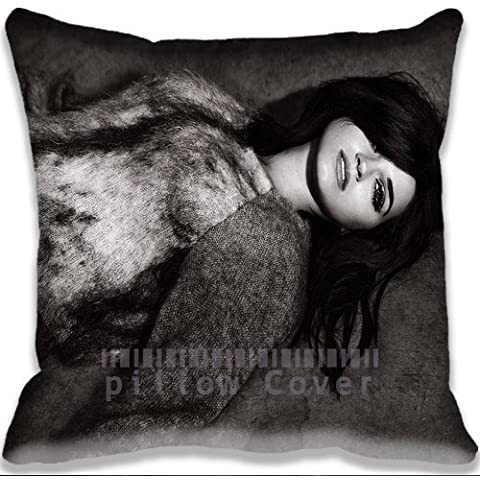 Morden Stylish Simple Pillow Cover Two Side Pattern Design Pillowcase/Copricuscini e federe Cushion Cover actor actress celebrity Katy Perry Magazine Pillow Sham - Celebrity Magazine