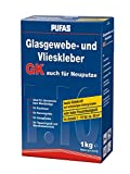 Pufas Glasgewebe- und Vlieskleber GK 1