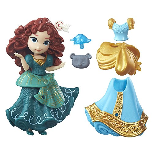 Disney Princess Little Kingdom Merida mit Modewechsel