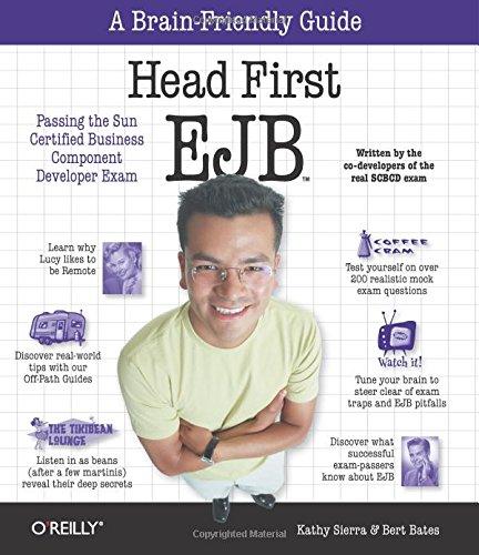 Head First EJB: Passing the Sun Certified Business Component Developer Exam (A Brain Friendly Guide) por Kathy Sierra