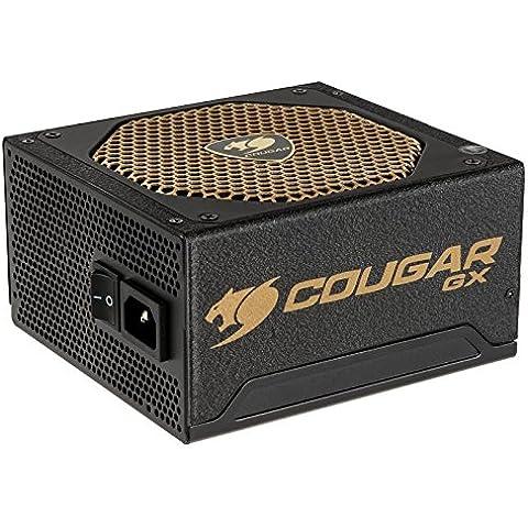 COUGAR GX Serie 800W 80 Plus Gold Netzteil 14cm Luefter