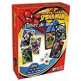 Carta Mundi - Juego de cartas Spiderman, 2 a 4 jugadores (10.00.01.927) [Importado]