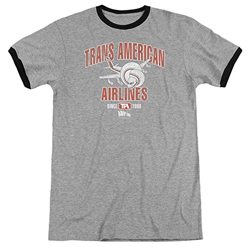 airplane-funny-comedy-movie-trans-american-airlines-adult-ringer-t-shirt-tee