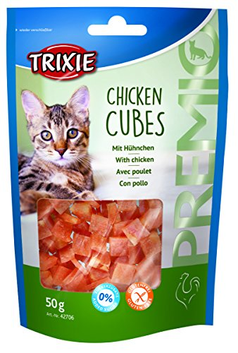 Trixie TX 42706Premio Chicken cubi 50G