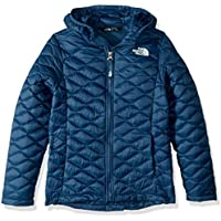 The North Face Kids TNF Sudaderas, Niñas, Blue Wing Teal, L