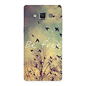 Neo World Be Free Back Case Cover for Samsung Galaxy A5