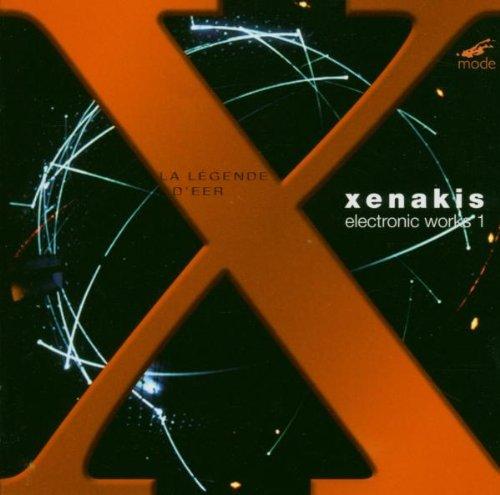 Xenakis Edition, vol. 5 : Musiqu...