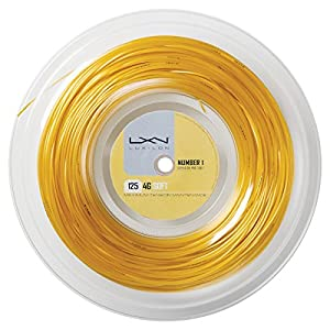 Wilson Luxilon 4G Soft String Luxilon Set - Gold/Gold, 125/200 m Review 2018 by Wilson