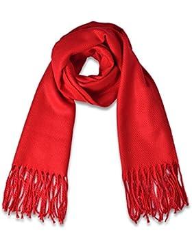 Corlfe manera de la cachemira-como bufandas del abrigo del mantón de gran tamaño bufanda de cuello de la bufanda...