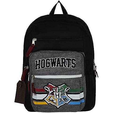 Zaino Ufficiale Warner Bros Harry Potter Hogwarts emblema Collegio Zaino