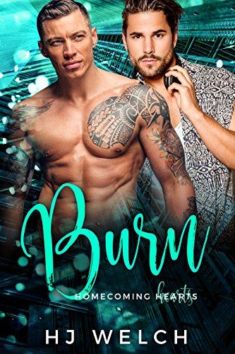 Burn (Homecoming Hearts Book 3) (English Edition)