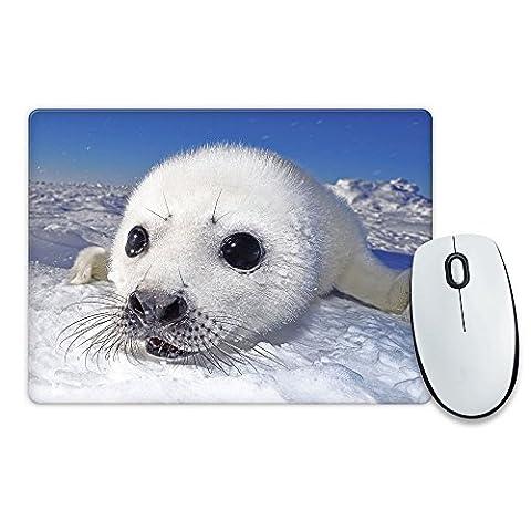 Seal Pup Animal Mauspad 268