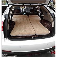 SHENCHI Camas maletero del coche cama de aire inflable colchón inflable 4/6 de Split coche cuna de viaje