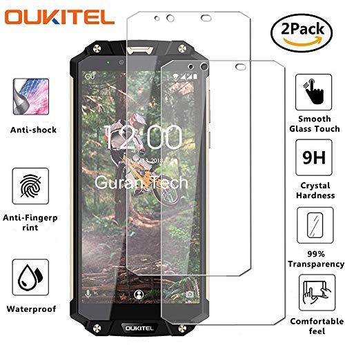 10000 mAh-OUKITEL WP2 4G LTE Smartphone,6.0'18:9 FHD+,Android 8.0 Dual-SIM Robusto Telefono Cellulare(IP68 Impermeabile,Antipolvere, Antiurto),Fotocamera da 16MP+2MP+8MP,4GB RAM+64GB ROM(Oro rosa)