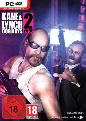 Kane + Lynch 2: Dog Days