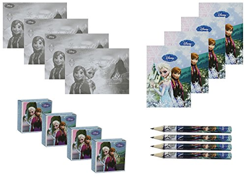 Procos 85447 - Activity Pack Frozen, 16 teilig