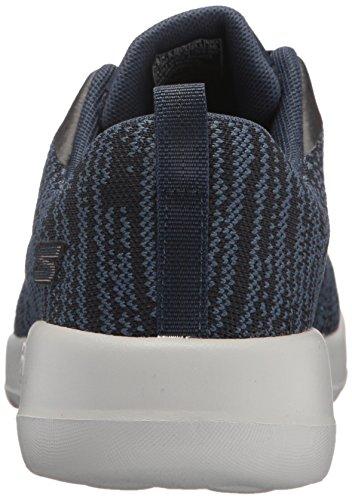 Skechers Go Walk Joy-Rapture, Sneaker Donna Blu (Navy)