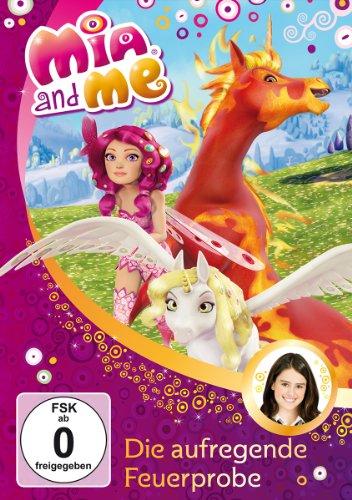 Mia and Me: Die aufregende Feuerprobe - Staffel 1, Folge 13 & 14