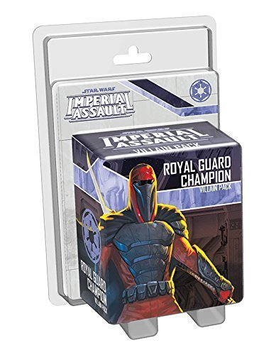 Star Wars: Imperial Assault Royal Guard Champion Villain Pack (2015-01-15)
