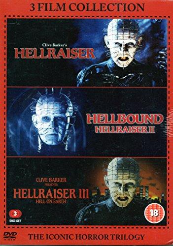 DVD3 - Hellraiser Trilogy (3 DVD)