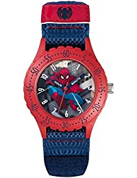 Spiderman Children's Analogue Quartz Watch with Rubber Strap SPD3495