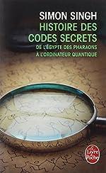 Histoire des codes secrets de Simon Singh