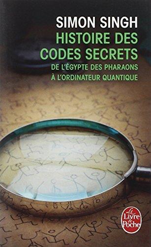 Histoire des codes secrets par Simon Singh