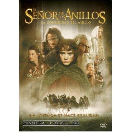 El Señor De La Anillos 1 (Ed. Cinematografica) [DVD] 4