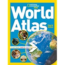 National Geographic Kids World Atlas by National Geographic (2013-07-09)