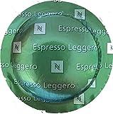 nespresso espresso leggero 50 capsule pro