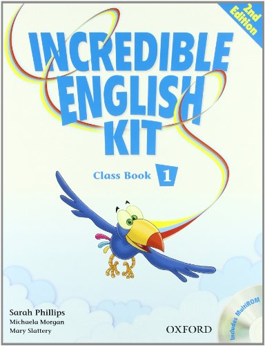 Incredible English Kit 1: Class Book and CD-R Pack 2nd Edition - 9780194441681