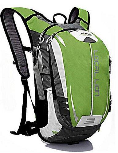 HWB/ 18 L Rucksack Camping & Wandern / Klettern / Legere Sport / Reisen / Radsport Draußen / Legere SportWasserdicht / Reflexstreifen / Red