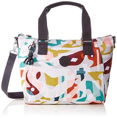 Kipling - Amiel, Bolsos maletín Mujer, Multicolor